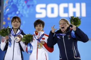 Photos: Winter Olympics, Thursday
