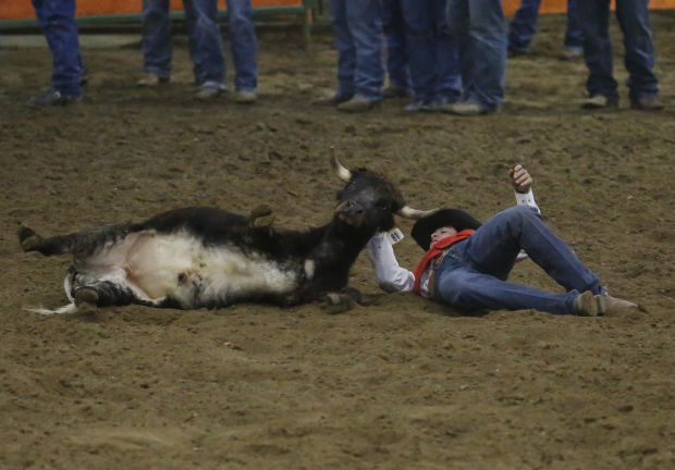 Casper College men's rodeo team looks to lock down region title