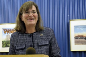 Cindy Hill back in charge of Wyoming Education Department