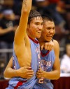 Wyoming Indian boys