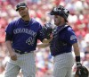 FROM CASPER TO COORS: Jhoulys Chacin's journey to Colorado Rockies' ace began in Casper