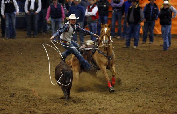 Andersen has Gillette College rodeo team back in to contention