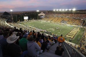 2015 Wyoming Football Stat Countdown