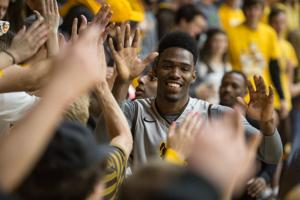 Gallery: Wyoming vs. San Jose State Men's Basketball