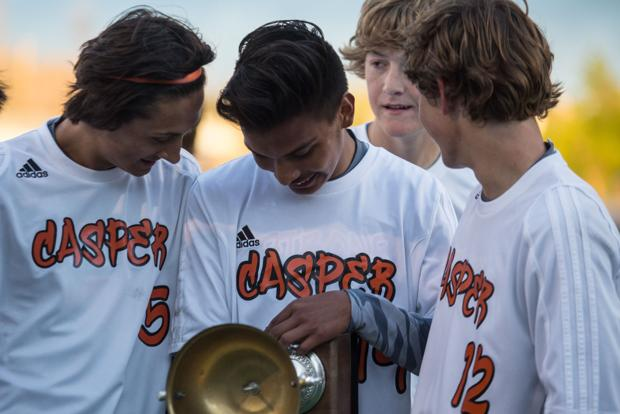 4A boys and girls soccer capsules