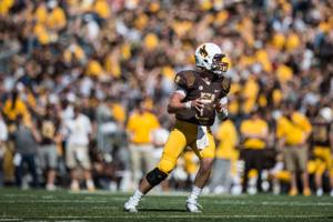 Gallery: Wyoming vs. New Mexico