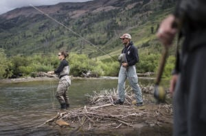 Cutt Slam in a day: a quick and dirty look at Wyoming's cutthroat trout