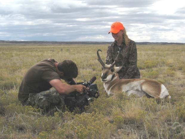 Wyoming game and fish makes second season of reality tv show for Wyo game and fish