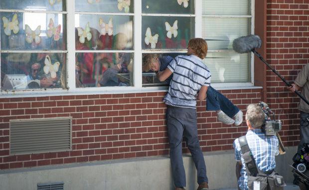 Wyoming School Bombing Survivors Participate In Film