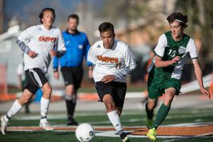 Gallery: Natrona County vs. Kelly Walsh Boys Soccer