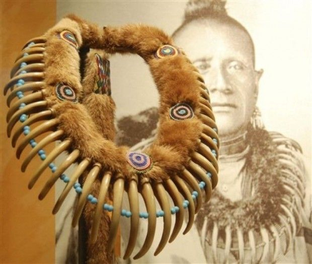 Bear Claw Necklace For Sale Bear Claw Necklaces And War