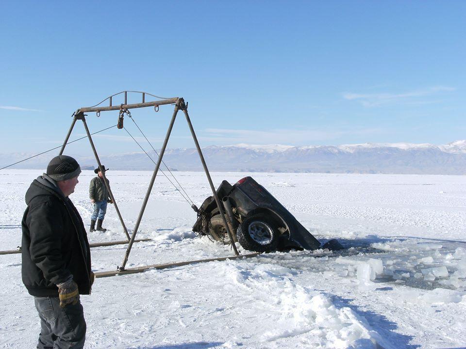 Boysen reservoir ice fishing 2016 for Chatfield fishing report
