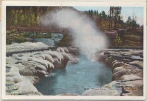 Retrospective: Vintage Yellowstone postcards