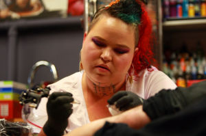 A name in ink: Casper tattoo artist raises profile in new TV reality series