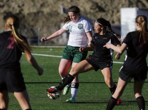 Gallery: Kelly Walsh vs. Laramie Girls Soccer
