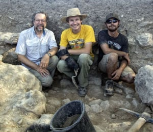 UW scholars excavate synagogue at site of ancient Jewish village