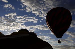 Photos: Casper Balloon Roundup