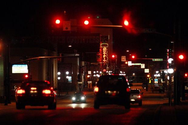 answer girl city of casper scraps traffic light