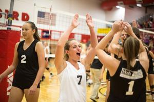 Gallery: WCF All-Star Volleyball