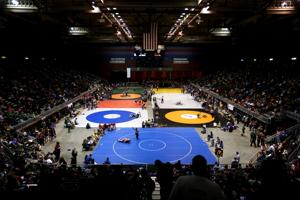 Gallery: 2015 State Wrestling Championships, Friday