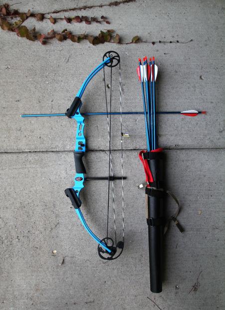 Genesis Bow Arrows Genesis Target Archery Bow Open Spaces