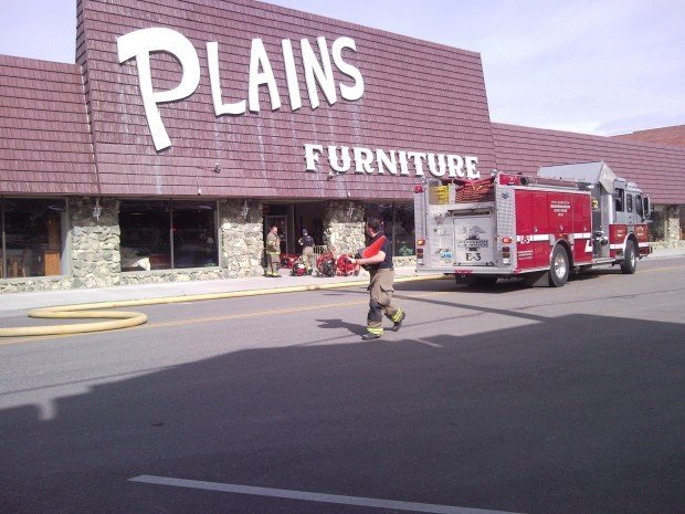 Fire At Downtown Furniture Store Local News