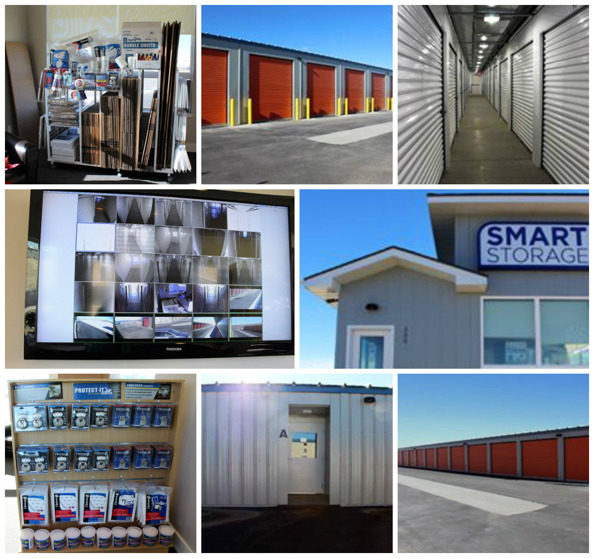 Our storage units include & Smart Storage | new storage | security | Evansville WY | trib.com
