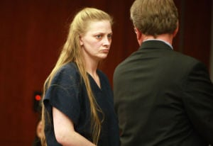 Mother of 'Ninja' Dorian pleads not guilty to felony fraud