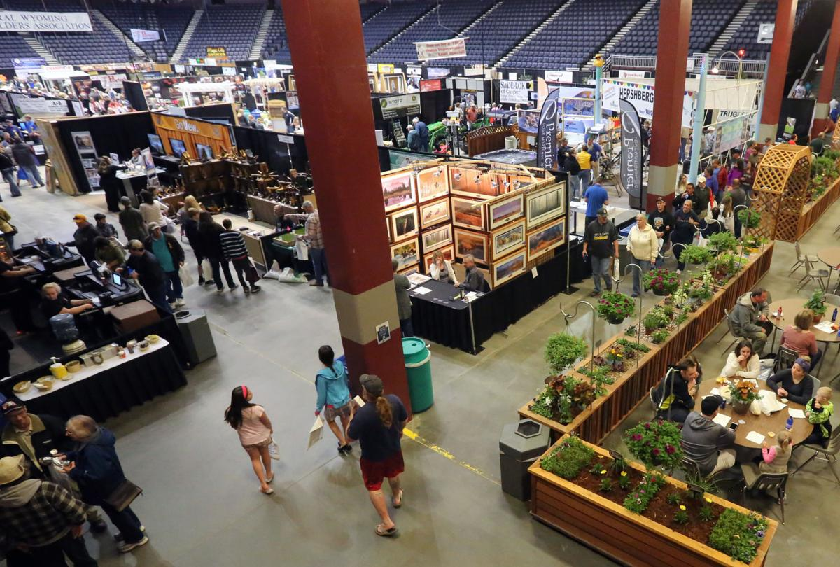Annual Home And Garden Show Draws Crowds At Casper Events
