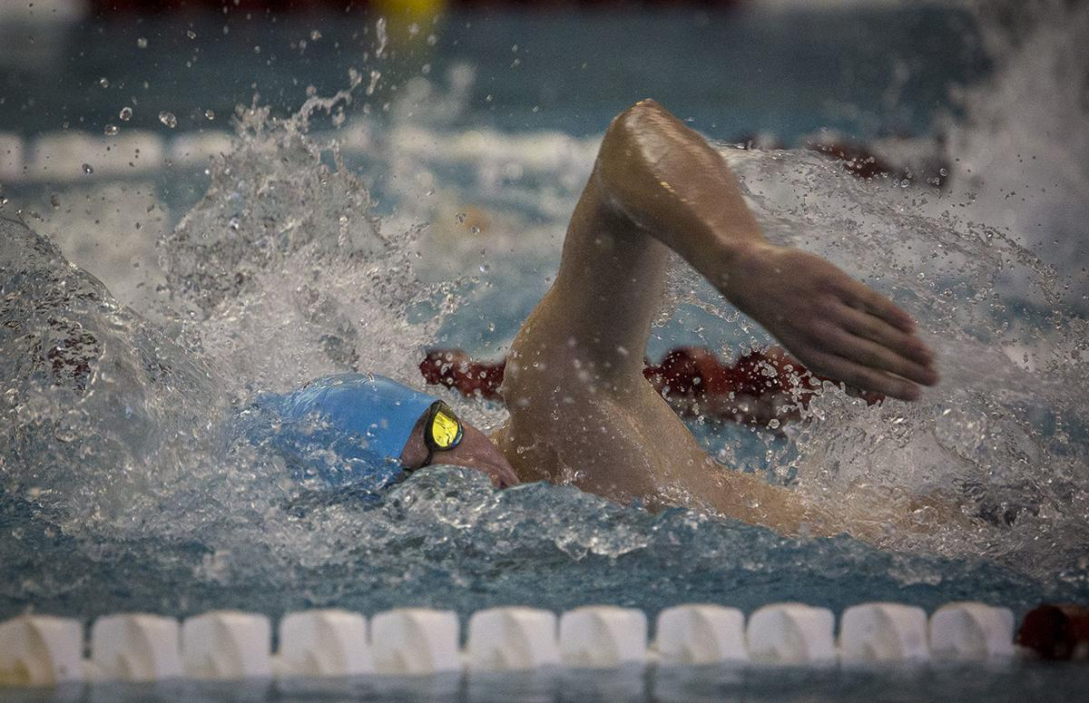 Iowa High School Athletic Association - Official Site Boys high school swimming photos