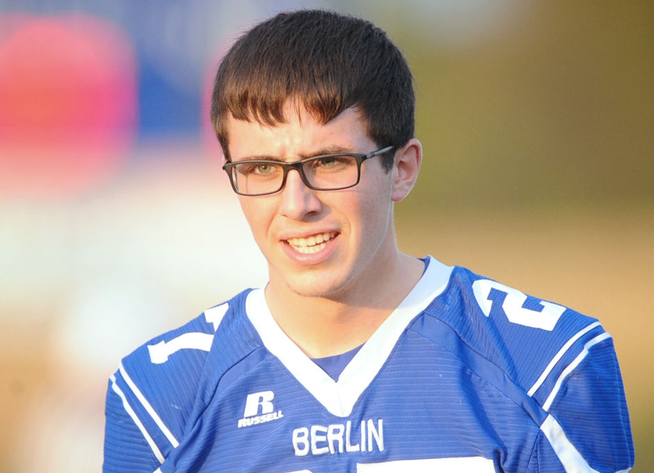 Berlin brothersvalley began the scholastic football