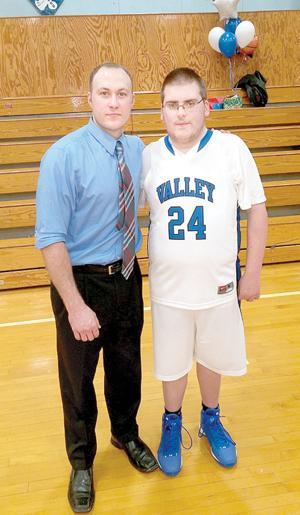 Ryan Graffius   Conemaugh Valley Basketball