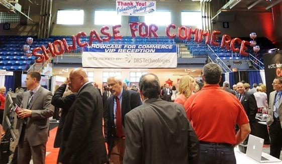 Showcase for Commerce