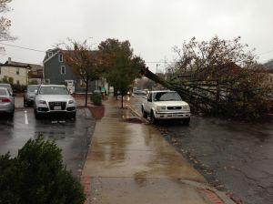 Hurricane Sandy storm photo 12