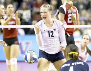 Penn State Volley 1222