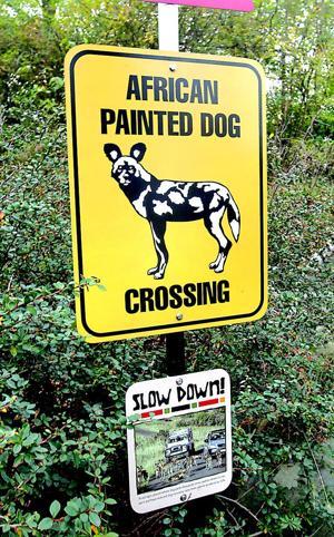 Pittsburgh Zoo Child Sign.JPG
