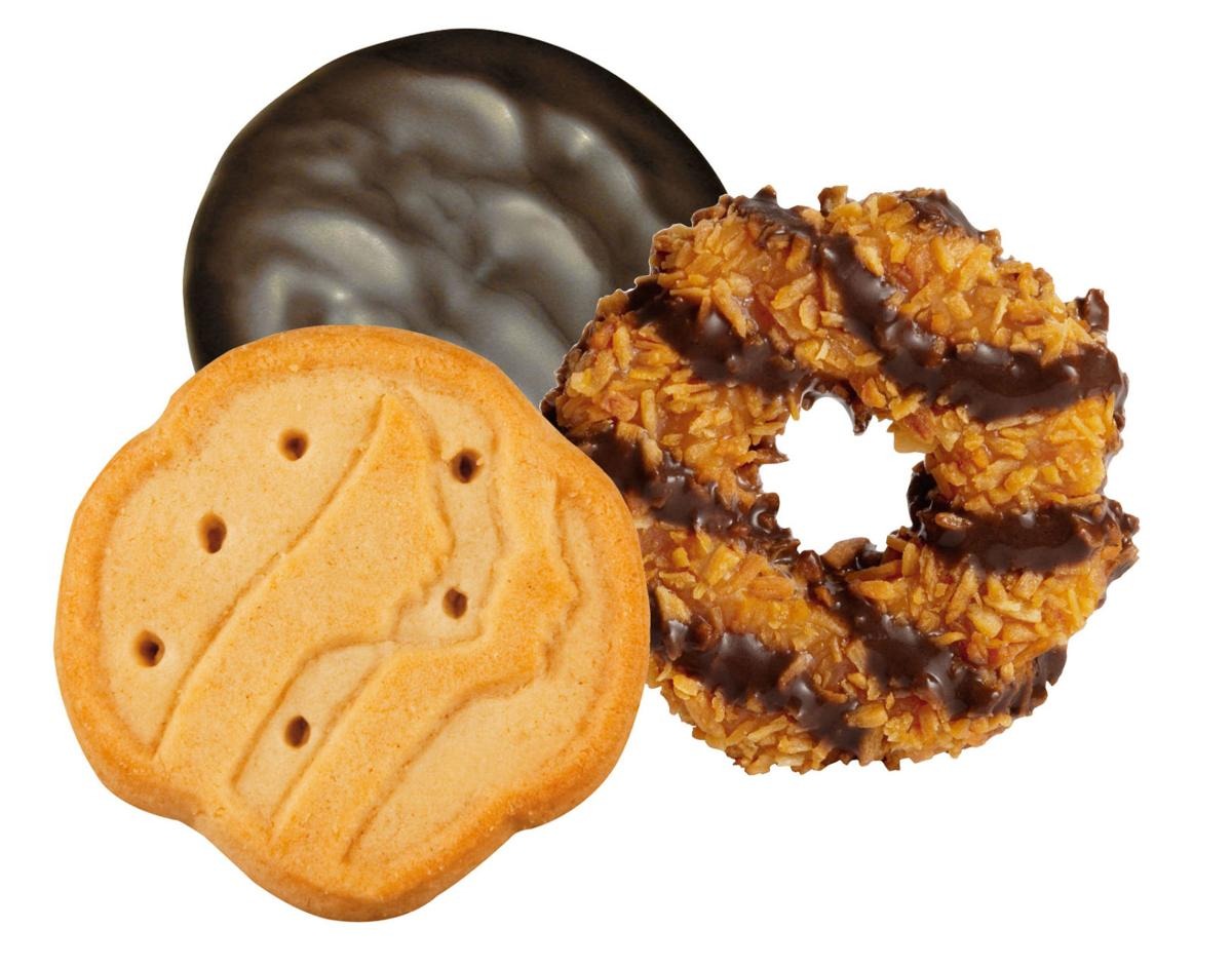 love girl scout cookies we ve got s more good news for