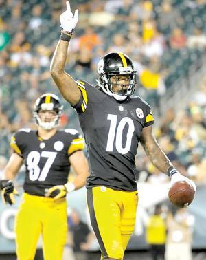 Martavis Bryant, WR Steelers