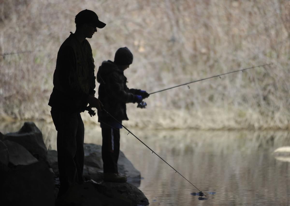 Pennsylvania dropping cost of a fishing license local for Pa fishing license prices