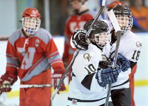 Westmont vs. Quaker Valley Hockey