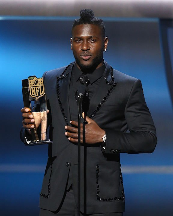 Steelers receiver Antonio Brown eliminated from 'Dancing With the