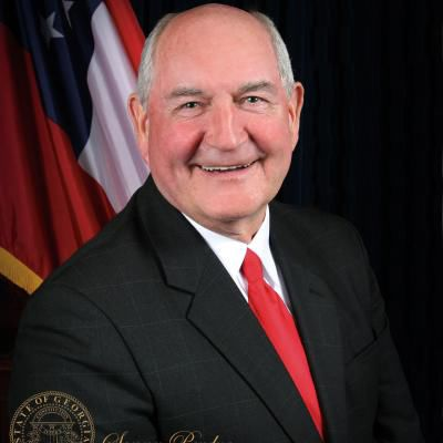 ... as President Donald Trump's pick for U.S. Agriculture Secretary