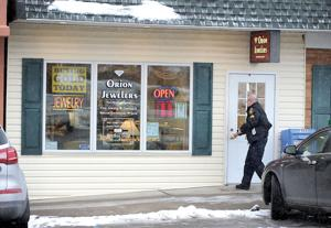 Orion Jewelers Robbery