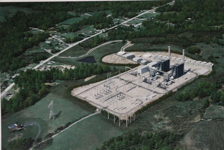 Salvage Value For Natural Gas Power Plant
