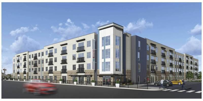 Work on apartment buildings near isu to start soon local news - The five star student dormitories boutique style spoil ...