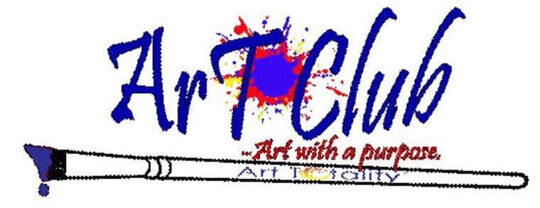 Arts Club Logo Art Totality's Art Club