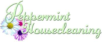 Peppermint Housecleaning