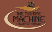 Mini-time Machine Museum