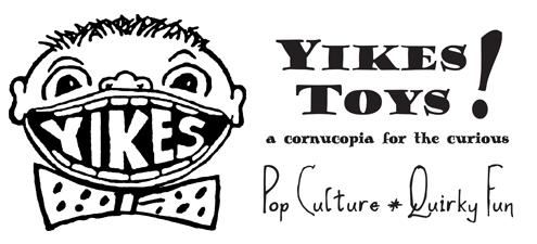 Yikes Toys & Gift-o-rama