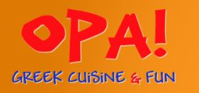 Opa! Greek Cuisine and Fun